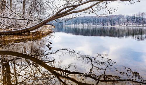 Montgomery county Seneca Creek State Park