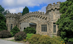 Castle of Fort Ritchie